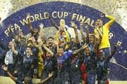 Sự kiện quốc tế 9-15/7: Les Bleus lần thứ 2 lên đỉnh thế giới