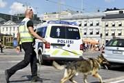 Cảnh sát Helsinki tăng cường an ninh tại khách sạn của phái đoàn Nga