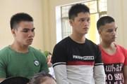 Tuyên án hơn 50 năm tù đối với ba kẻ đâm chết bảo vệ trường