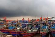 Từ tối 18/7, bão số 3 gây gió giật cấp 11 từ Nam Thanh Hóa đến Hà Tĩnh