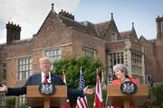 """""""Ác mộng"""" Brexit của Anh kẹt giữa Mỹ và EU"""