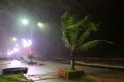 Áp thấp nhiệt đới suy yếu, mưa lớn vẫn tiếp diễn ở Bắc Bộ
