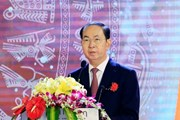 Phát biểu của Chủ tịch nước tại Hội nghị biểu dương người có công