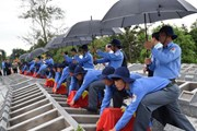 Truy điệu 85 hài cốt liệt sỹ, quân tình nguyện Việt Nam tại Campuchia