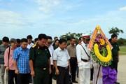 Hội Cựu chiến binh TTXVN hành trình về nguồn tại Quảng Nam