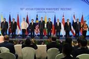 Hội nghị Bộ trưởng Ngoại giao ASEAN với các Đối tác Đối thoại