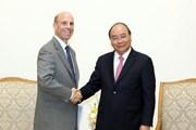 Thủ tướng tiếp lãnh đạo một số doanh nghiệp nước ngoài
