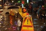 Hà Nội, Hòa Bình, Thanh Hóa chủ động ứng phó với mưa đặc biệt lớn