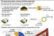 Hàng nghìn container rác nhập khẩu tồn đọng tại các cảng Việt Nam