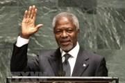 Sự kiện quốc tế 13-19/8: Vĩnh biệt cựu Tổng Thư ký LHQ Kofi Annan
