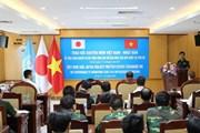 Việt-Nhật chia sẻ kinh nghiệm về Công binh Gìn giữ hòa bình LHQ
