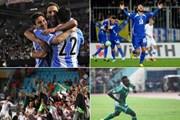 Chốt danh sách bảng F World Cup 2014: Argentina vượt trội