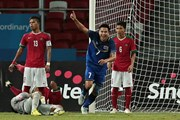 Vùi dập U23 Indonesia, U23 Thái Lan hiên ngang vào chung kết