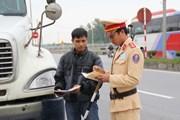 Công điện của Thủ tướng về bảo đảm an toàn giao thông dịp Tết