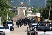 Mexico: Bạo loạn kinh hoàng ở nhà tù, nhiều người bị chặt đầu