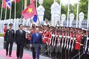 Toàn cảnh chuyến thăm Thái Lan của Thủ tướng Nguyễn Xuân Phúc