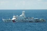 Bốn tàu Trung Quốc tiến vào vùng tiếp giáp lãnh hải với Nhật Bản