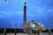 Chuyên gia: Triều Tiên có thể thử tên lửa đạn đạo trong ít ngày tới