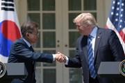 Tổng thống Mỹ, Hàn Quốc nỗ lực chấm dứt vấn đề hạt nhân Triều Tiên