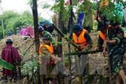 Cảnh báo lũ quét và sạt lở đất ở Trung Bộ, ngập lụt tại Nam Bộ