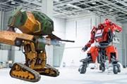 Trận đại chiến robot giữa Nhật Bản và Mỹ gây thất vọng lớn
