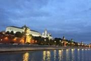 Ngắm nhìn những công trình tuyệt đẹp nằm bên bờ sông Moskva