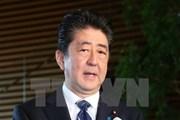 Truyền thông: Liên minh của Thủ tướng Nhật Bản Abe thắng vang dội