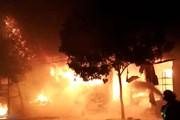 [Video] TP.HCM: Cháy nhà giữa đêm làm 6 người thương vong