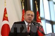Thổ Nhĩ Kỳ cáo buộc Mỹ hỗ trợ tài chính cho tổ chức IS tại Syria