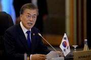 Hàn Quốc, Trung Quốc thúc đẩy chuyến thăm của ông Moon Jae-in