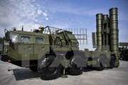 Thổ Nhĩ Kỳ mua 2 hệ thống tên lửa phòng không S-400 của Nga