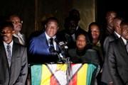 Cựu Phó Tổng thống Zimbabwe về nước trong lúc tình hình rối ren