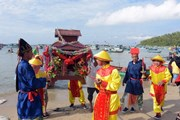 Lễ hội Nghinh Ông - Nét văn hóa truyền thống của người dân vùng biển