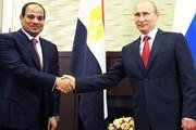 Ai Cập sẽ tiếp nhận 50 máy bay chiến đấu MIG 29 của Nga