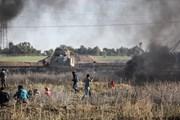 Một người Palestine đâm trọng thương nhân viên an ninh Israel