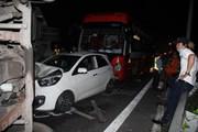Tai nạn giao thông nghiêm trọng trên cao tốc Trung Lương-TP. HCM