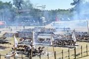 Bữa tiệc thịt nướng lớn nhất thế giới sử dụng tới 16,5 tấn thịt
