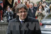 Bỉ ngừng xem xét dẫn độ cựu Thủ hiến vùng Catalonia của Tây Ban Nha