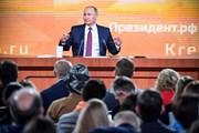 Điểm lại những vấn đề nóng trong cuộc họp thường niên của ông Putin