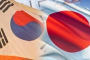 Hàn Quốc, Nhật Bản thảo luận những vấn đề song phương còn tồn đọng