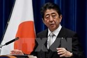 Nhật Bản cam kết thúc đẩy đàm phán về tranh chấp lãnh thổ với Nga