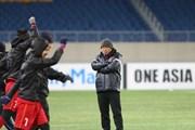 """Huấn luyện viên Park Hang-seo xứng danh """"Người đặc biệt"""""""