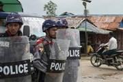 Cảnh sát Myanmar bắn chết 7 người biểu tình tại bang Rakhine
