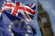 """Vấn đề Brexit: Hạ viện Anh """"bật đèn xanh"""" cho dự luật rời khỏi EU"""