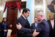 Venezuela tăng cường quan hệ và hợp tác song phương với Palestine
