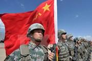 Trung Quốc tăng cường an ninh để đối phó khủng hoảng Triều Tiên