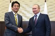 Nhật Bản sẵn sàng thúc đẩy quan hệ về mọi mặt với Nga