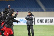 Thư giãn để hồi phục, U23 chỉ tập một buổi trước khi đọ sức với Qatar