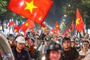 Người dân cả nước ăn mừng chiến thắng lịch sử của U23 Việt Nam