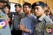 Liên hợp quốc yêu cầu Myanmar thả 2 nhà báo của hãng Reuters